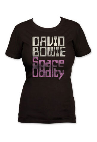 David Bowie - Space Oddity Womens - Clearance