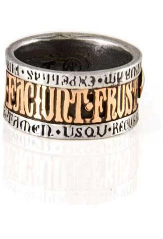 Deus Et Natura Ring