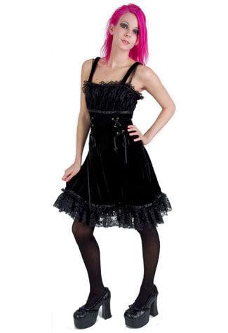 Emily Strap Dress
