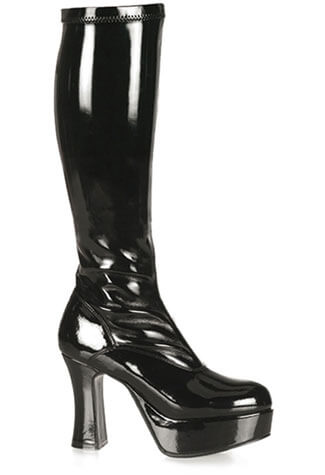 EXOTICA-2000 Patent Stretch Boots