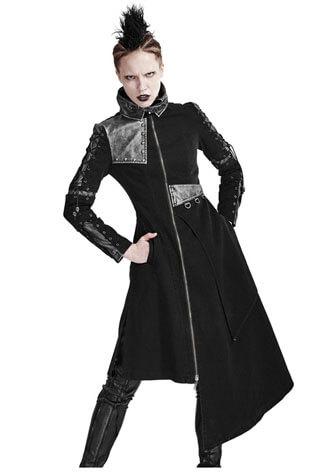Final Encounter Women's Post Apocalypse Coat