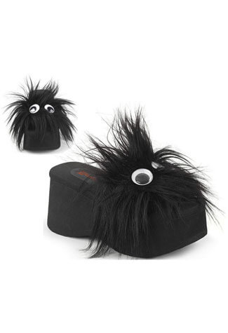 Furry Monster Sandals | Funn-31