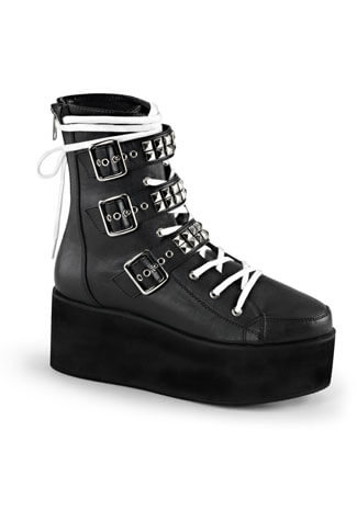 GRIP-101 Ankle High Boots