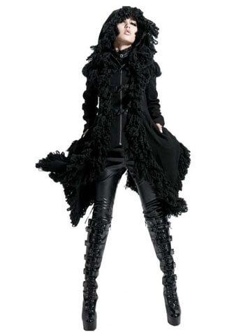 Komondor Coat