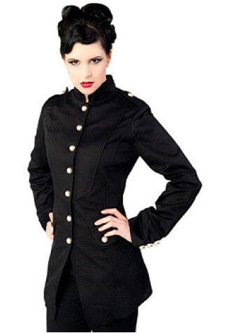 Ladys Army Coat (S)