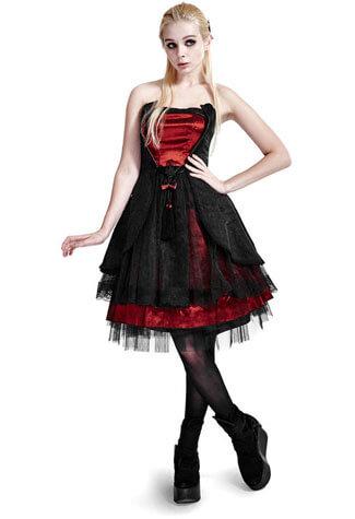 Lydia Gothic Dress