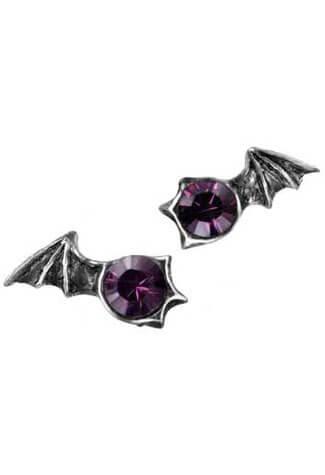 Matins Bat Wing Earring Studs