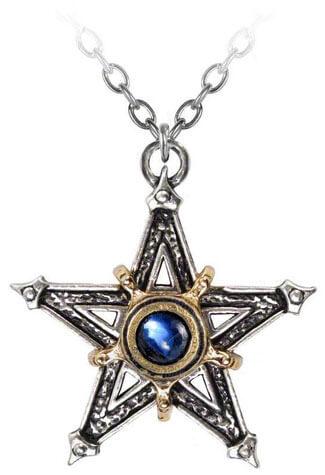 Medieval Pentangle Pendant