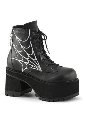 RANGER-105 Spider Web Platform Boots