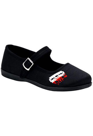 SASSIE-14 Razor Canvas Shoes