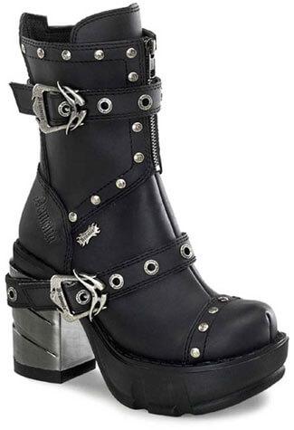 SINISTER-201 Platform boots