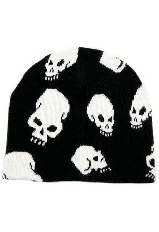 Skull Beanie Hat
