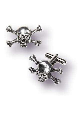 Skull N Bones Stargazer Cufflinks