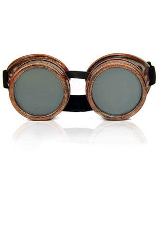 Plain Steampunk Goggles
