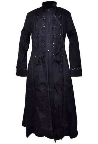 Long Tai D Ring Coat