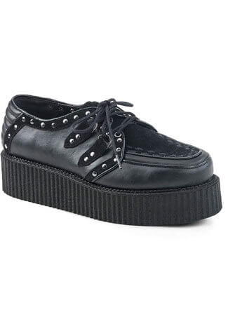 V-Creeper-535 Creeper Shoe by Demonia