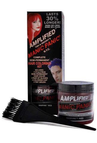 Vampire Red - Dye Kit