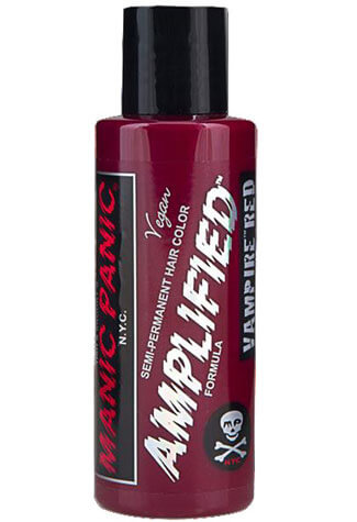 Vampire Red Amplified Hair Dye