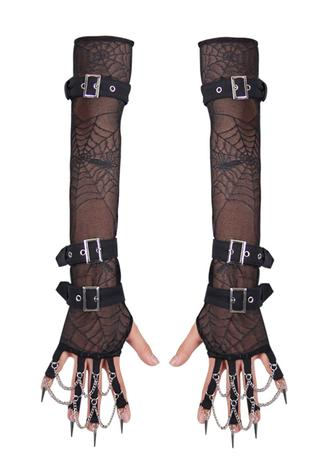 Xena Gothic Gloves