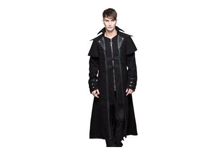 Shepherd Men's Gothic Trench Coat