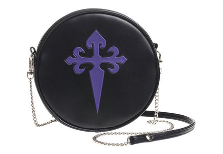 Gothic Cross Shoulder Bag