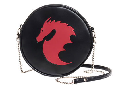 Dragon Shoulder Bag