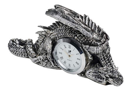 Dragonlore Desk Clock