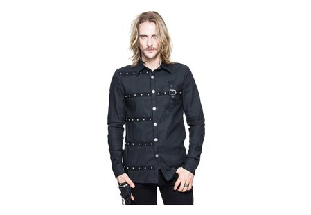 Enigma Men's Long Sleeve Shirt