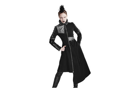 Final Encounter Women's Post Apocalypse Coat