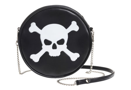 Skull & Cross Bones Shoulder Bag
