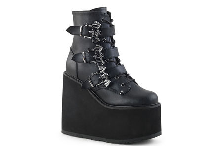 SWING-103 Bat Buckle Boots