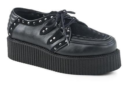 V-Creeper-535 Creeper Shoe by Demonia