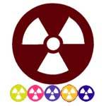 Radioactive Acrylic Lenses Pair