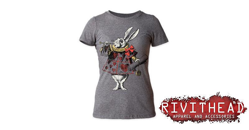 Womens David Bowie T Shirt