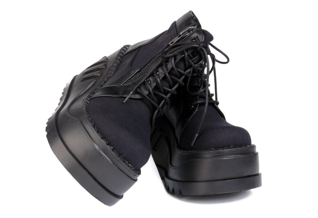 stomp 10 vegan platform shoes