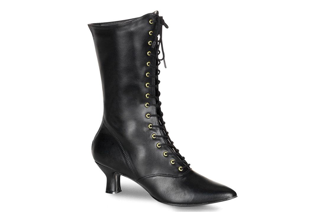 victorian 120 black victorian boots. Black Bedroom Furniture Sets. Home Design Ideas